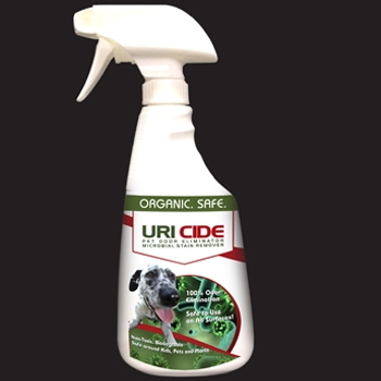 Remove All Types of Pet Odors with URI-CIDE