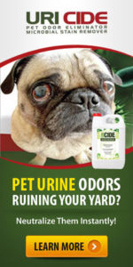 uricide pet odor removal