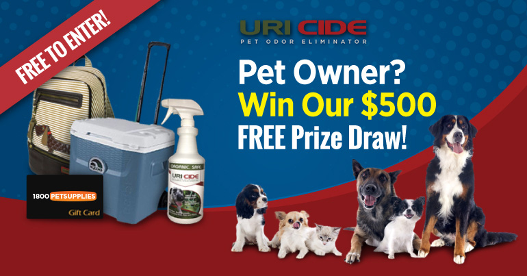 Uricide Coupons, Uricide Discount, Uricide Giveaway Contest